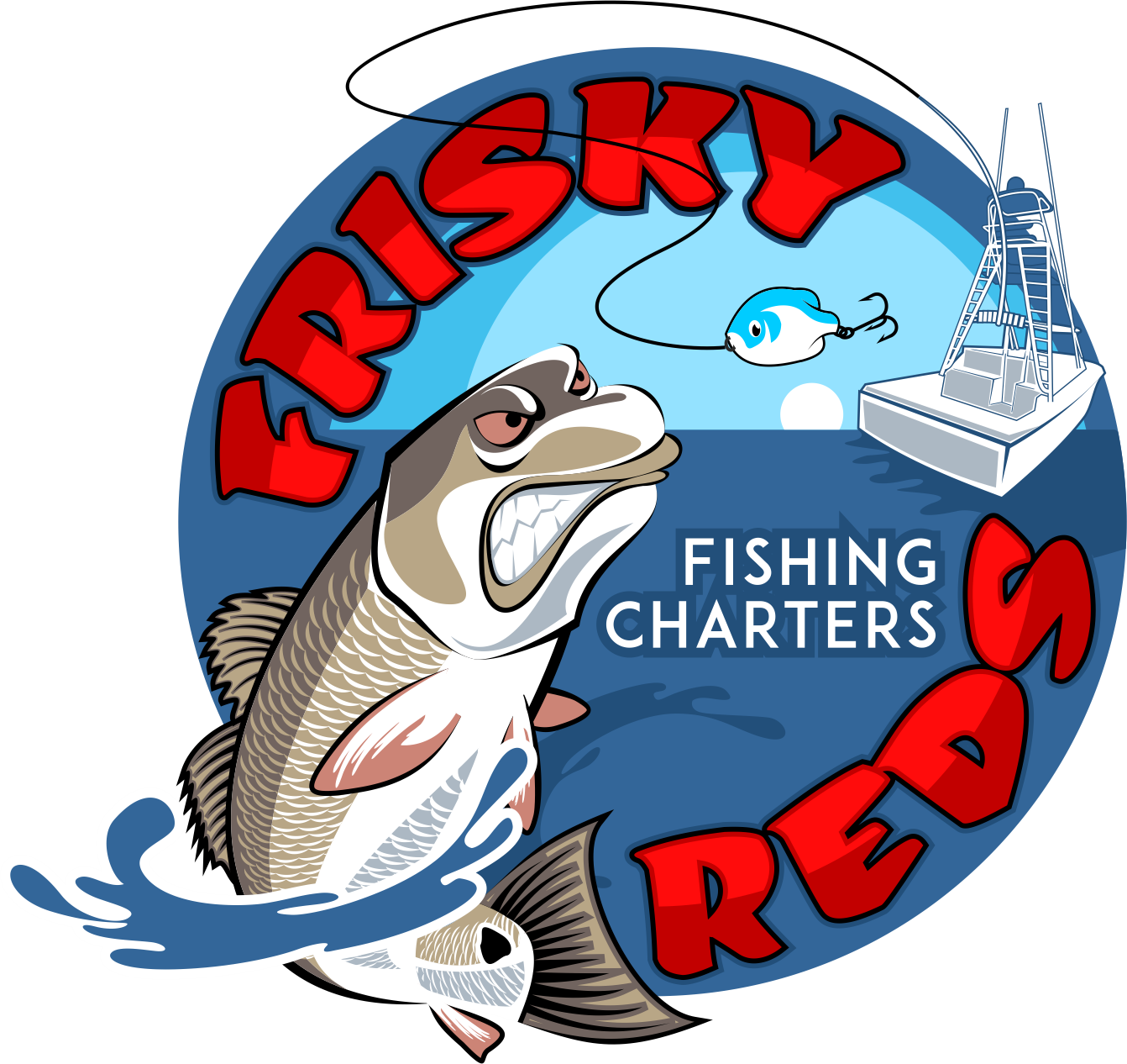 Frisky Reds Fishing Charters