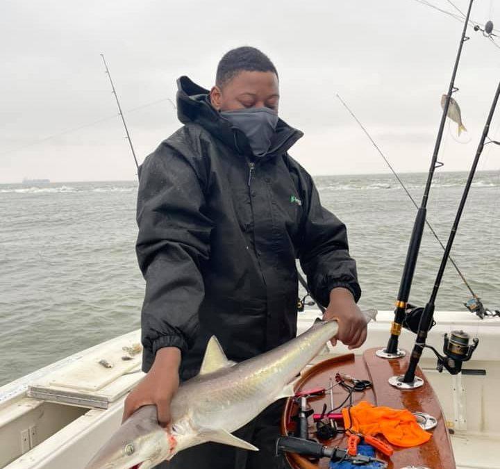 Galveston Fishing Trip