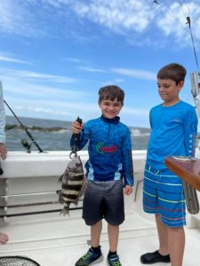 Things to do with Kids in Galveston Texas Fishing