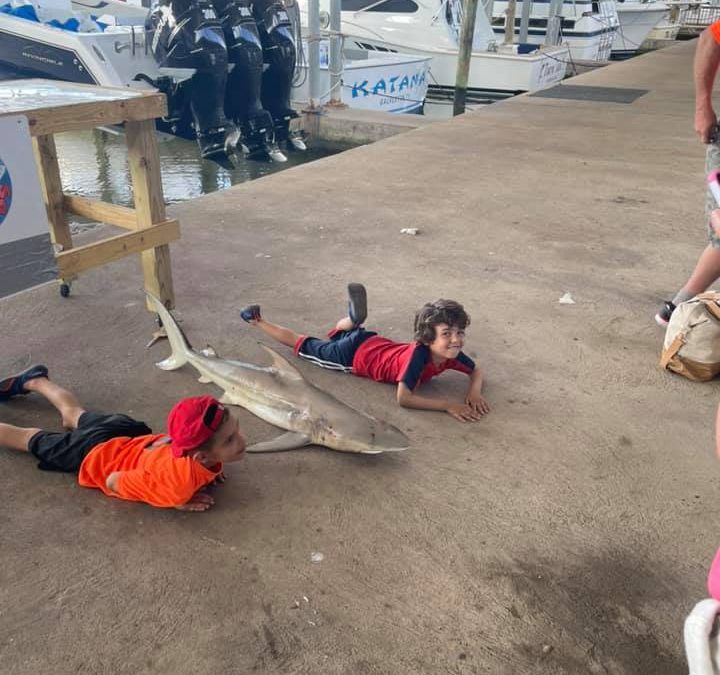 Galveston Deep Sea Fishing Trip